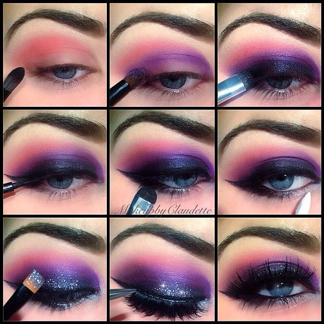 Best Ideas For Makeup Tutorials Step By Step Eye Makeup Pics My