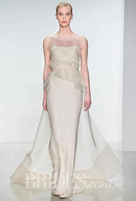 Beautiful Wedding Dresses Inspiration 20172018 Brides Spring