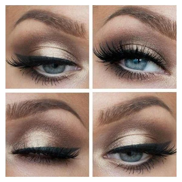 Best Ideas For Makeup Tutorials : Top 10 Colors For Blue Eyes Makeup ...