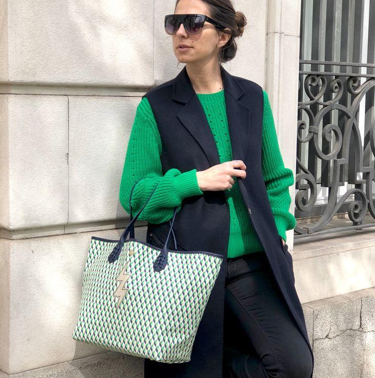 1726a0e25705 Bags   Handbag Trends    bag  handbag  bolso  streetstyle  monogram ...