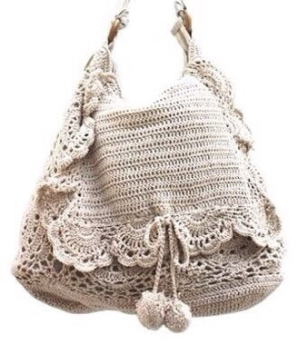 Bags Handbag Trends Boho Natural Color Crochet Bag For More