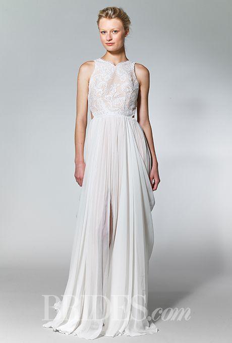 Beautiful Wedding Dresses Inspiration 20172018 Lacy Goddess Like