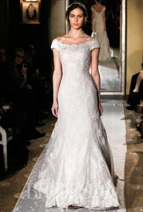 Beautiful Wedding Dresses Inspiration 2017/2018 : Oleg Cassini ...
