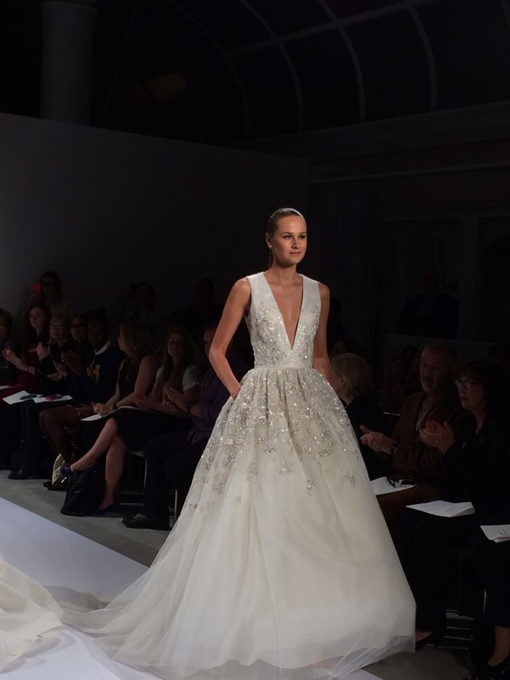 Beautiful Wedding Dresses Inspiration 2017/2018 : Today at Dennis ...