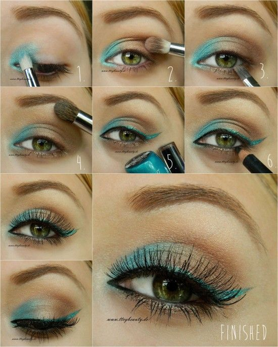 Best Ideas For Makeup Tutorials 15 Easy And Stylish Eye Makeup