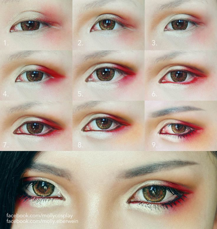 Best Ideas For Makeup Tutorials Cosplay Eyes Makeup By