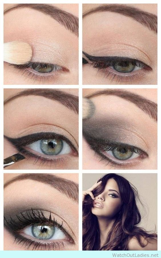 Best Ideas For Makeup Tutorials Smokey Eye For Green Eyes