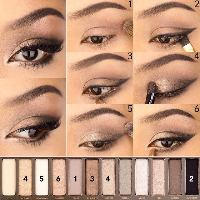 Best Ideas For Makeup Tutorials This Weeks Eye Tutorial Is A