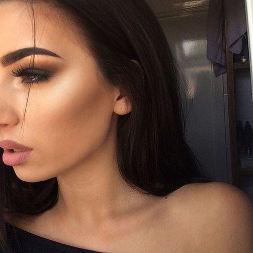 Best Ideas For Makeup Tutorials Pinterest StoneColddd Tumblr
