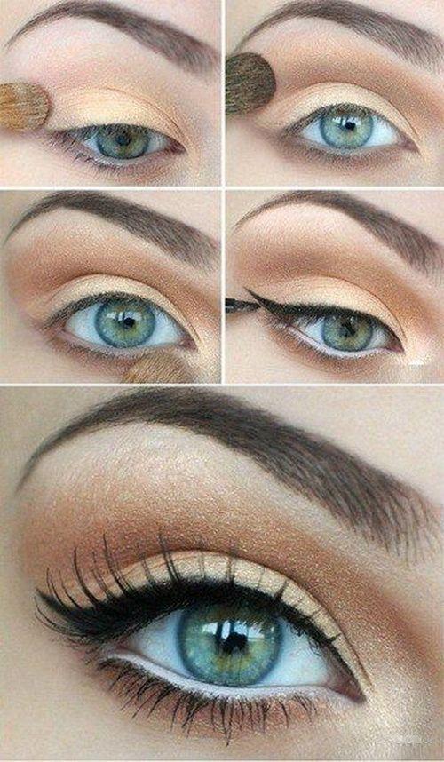 Best Ideas For Makeup Tutorials Tutorial Eye Makeup For Hooded Eyes