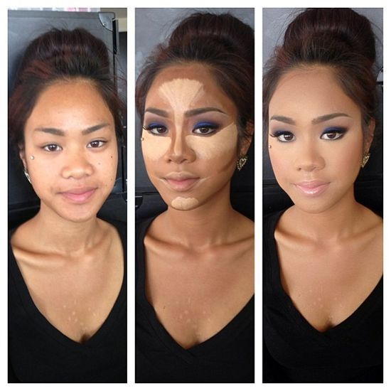 Best Ideas For Makeup Tutorials 27 Before And After Photos That