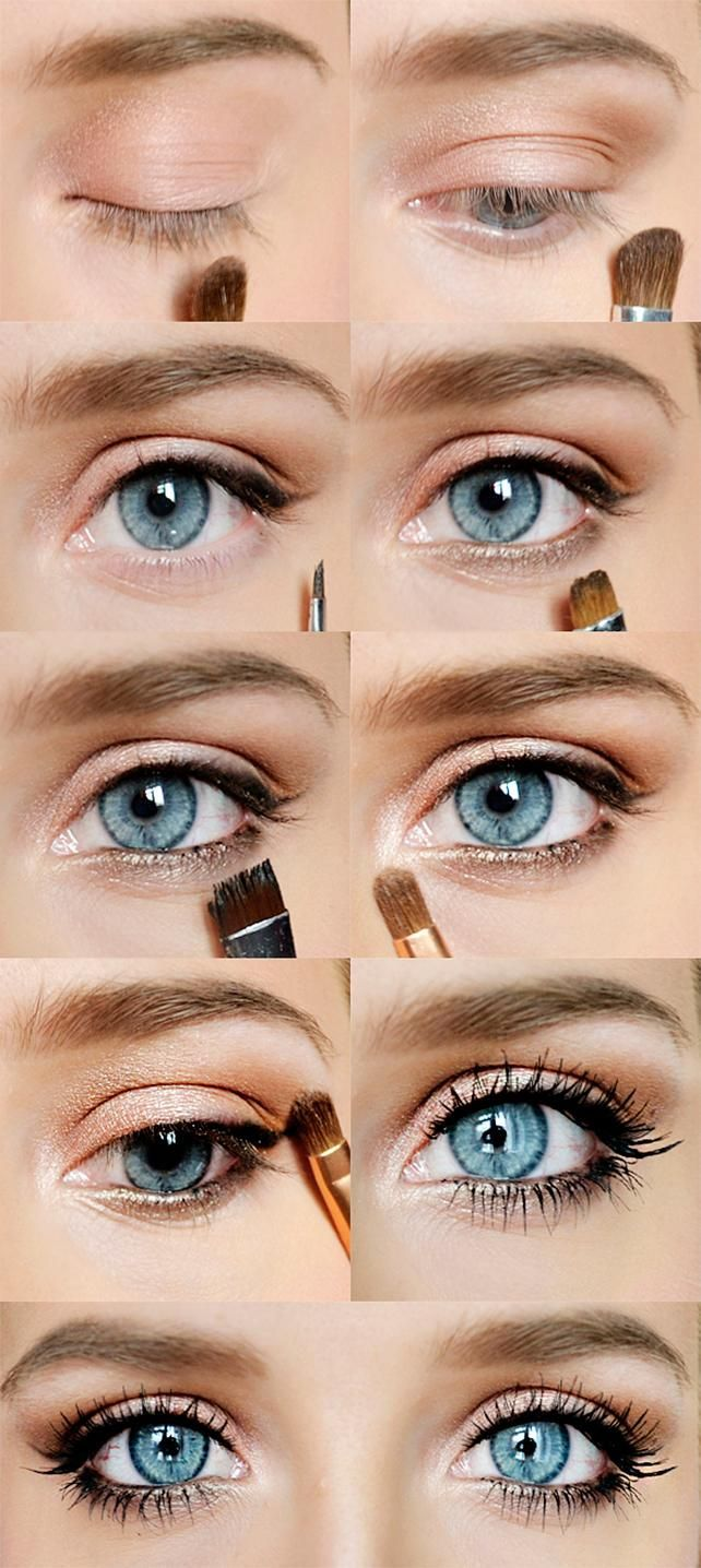 Best Ideas For Makeup Tutorials Eye Makeup Tutorial Party In The