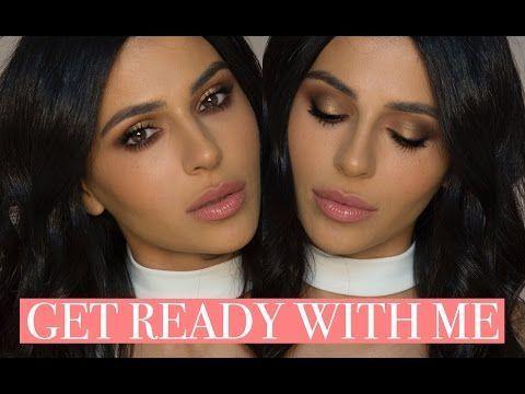 6e433c55bd4ba Best Ideas For Makeup Tutorials   GET READY WITH ME