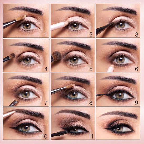 how to make up complete beginners