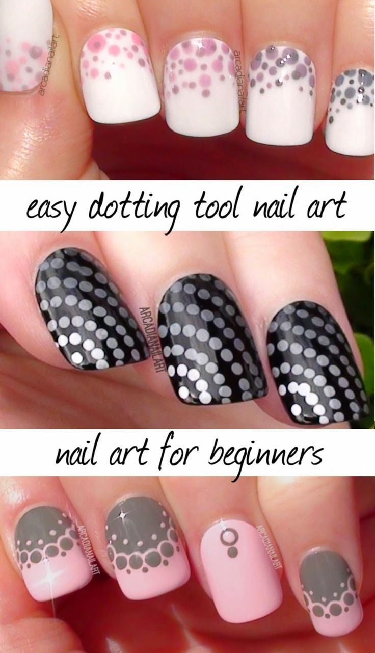 Best Ideas For Makeup Tutorials Image Via Nail Art Can Be Easy And