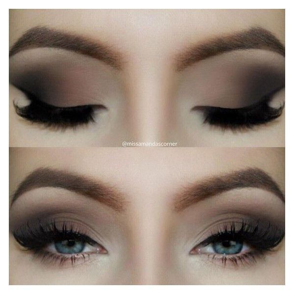 Best Ideas For Makeup Tutorials Smokey Eye Tutorial Liked On