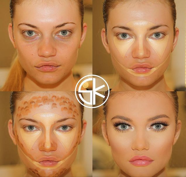 Best Ideas For Makeup Tutorials Makeup Transformations Before And