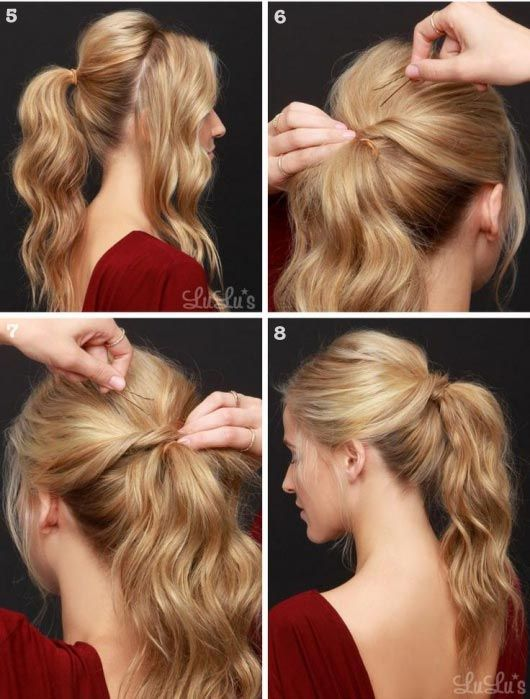 Summer Hairstyles Peinados Exprs 6 Formas De Reinventar Tu