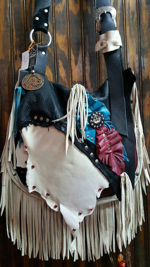 732ba01baf Bags   Handbag Trends   WESTERN Cowgirl Leather Boho Bag by ...