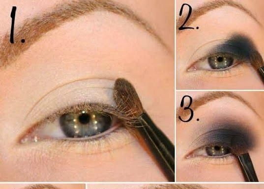 Best Ideas For Makeup Tutorials : 12 Awesome Smokey Eyes Tutorials {The Weekly Round Up} - Titicrafty by Camila   ... - Flashmode Worldwide   USA's Leading ...