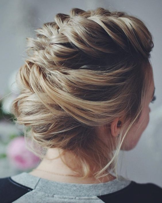 Summer Hairstyles 10 Hermosos Peinados Updo Para Bodas Flashmode