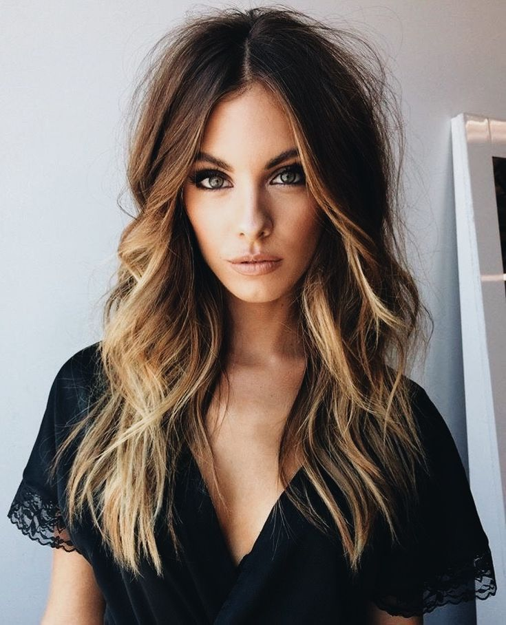 Summer Hairstyles Balayage Lol I Do This And I Look Like I Haven