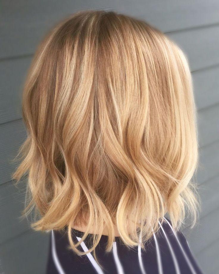 Summer Hairstyles Bildergebnis Fur Warmes Blond Long Bob
