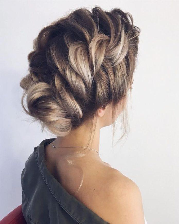 Summer Hairstyles Braided Updo Hairstylesbraid Wedding Hairstyles