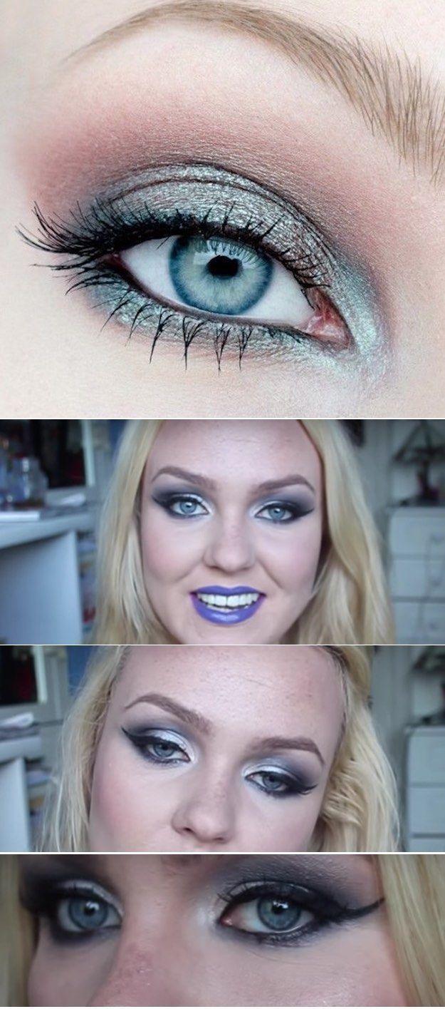 Best Ideas For Makeup Tutorials Makeup Tutorials For Blue Eyes