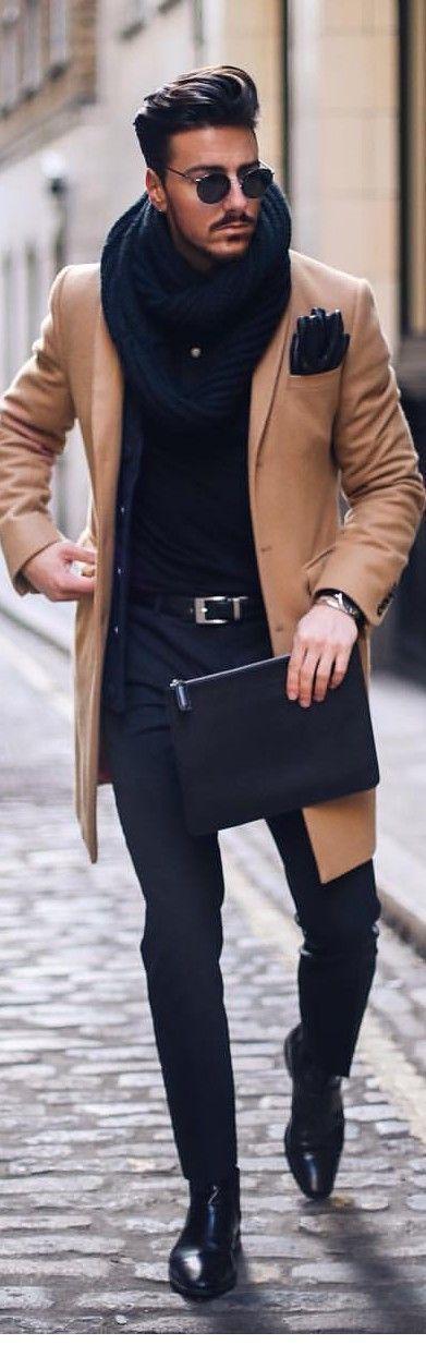 9a315f9ea713 Bags   Handbag Trends   Men s Fashion Inspiration - Mens Smart Style ...