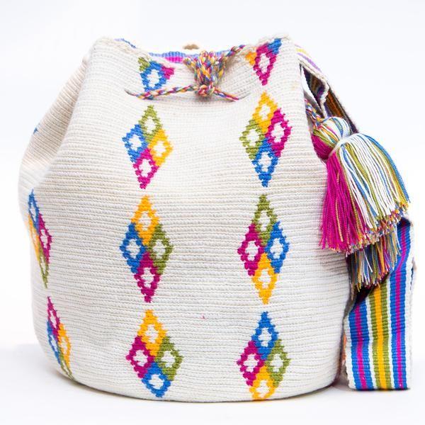 Bags Handbag Trends Wayuu Boho Bags With Crochet Patterns