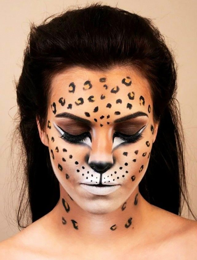 Best ideas for makeup tutorials: leopard   9 ways you can be a.