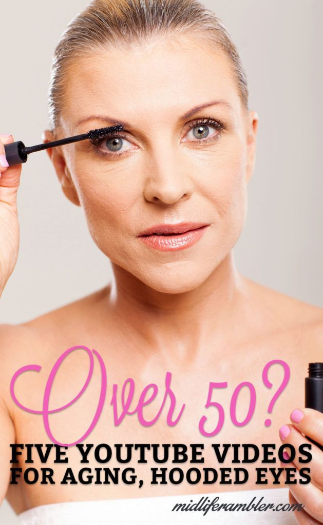 Best Ideas For Makeup Tutorials Over 50 Dealing With Hooded Eyes