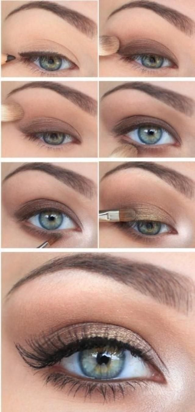 Best Ideas For Makeup Tutorials Very Natural Eyes Make Up For Your