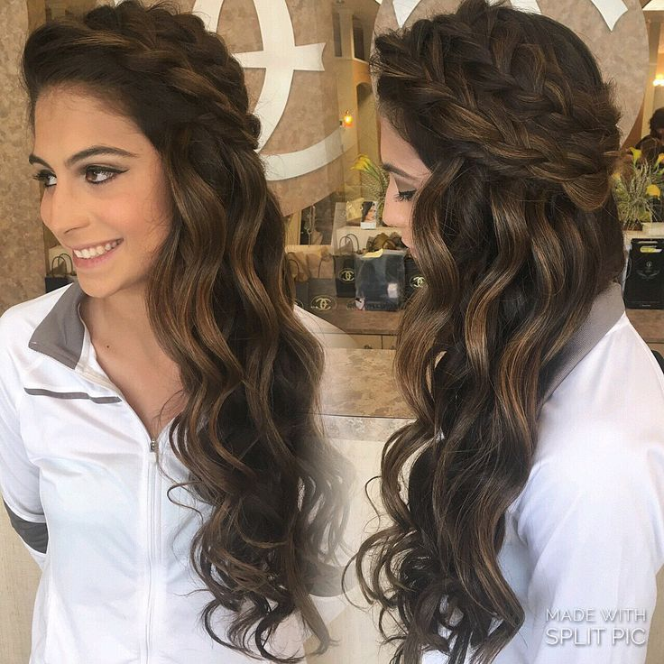 Summer Hairstyles : Image result for down wedding hair - Flashmode ...