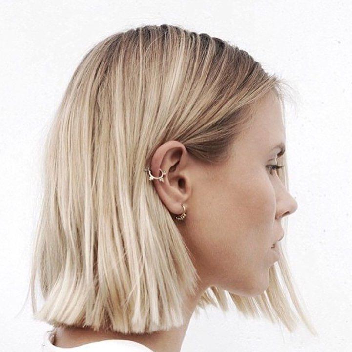 Summer Hairstyles One Length Blunt Cut Bob Flashmode Worldwide