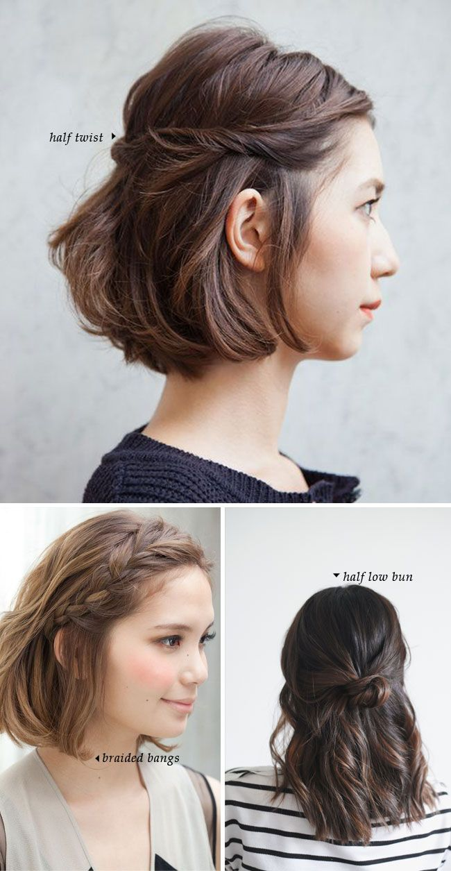 Summer Hairstyles Short Hair Dos 10 Quick And Easy Stylesg