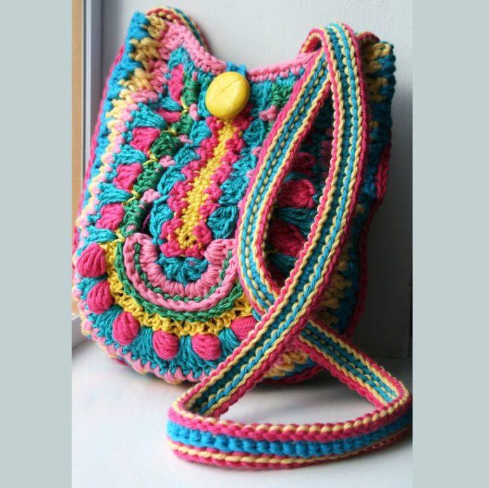 Bags Handbag Trends Boho Bag Pattern Free Crochet Pattern Pdf