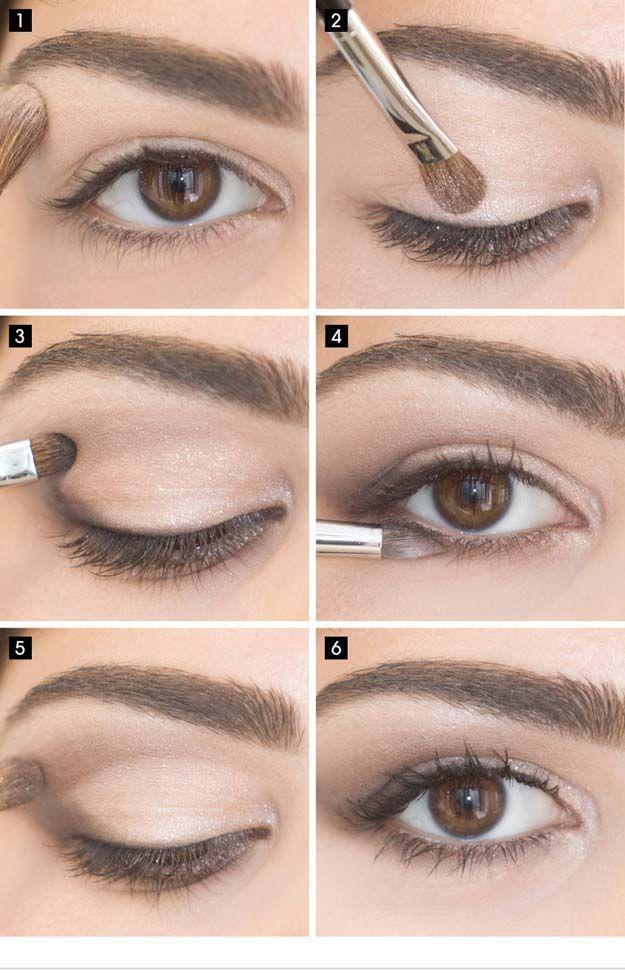 Best Ideas For Makeup Tutorials Best Eyeshadow Tutorials Easy