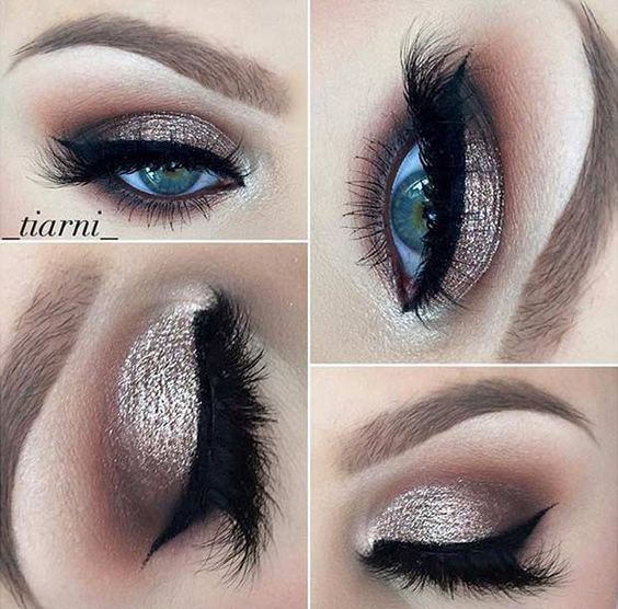 Best Ideas For Makeup Tutorials Sparkly And Msokey Wedding Make Up