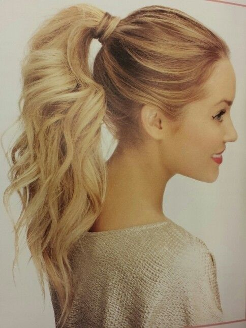 Summer Hairstyles 10 Cute Ponytail Ideas Summer And Fall