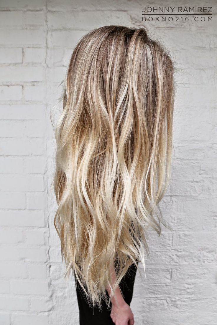 Summer Hairstyles Beachy Blonde Hair Hair Color By Johnny Ramirez