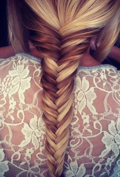 Summer Hairstyles How To Create The Best Fishtail Braids On