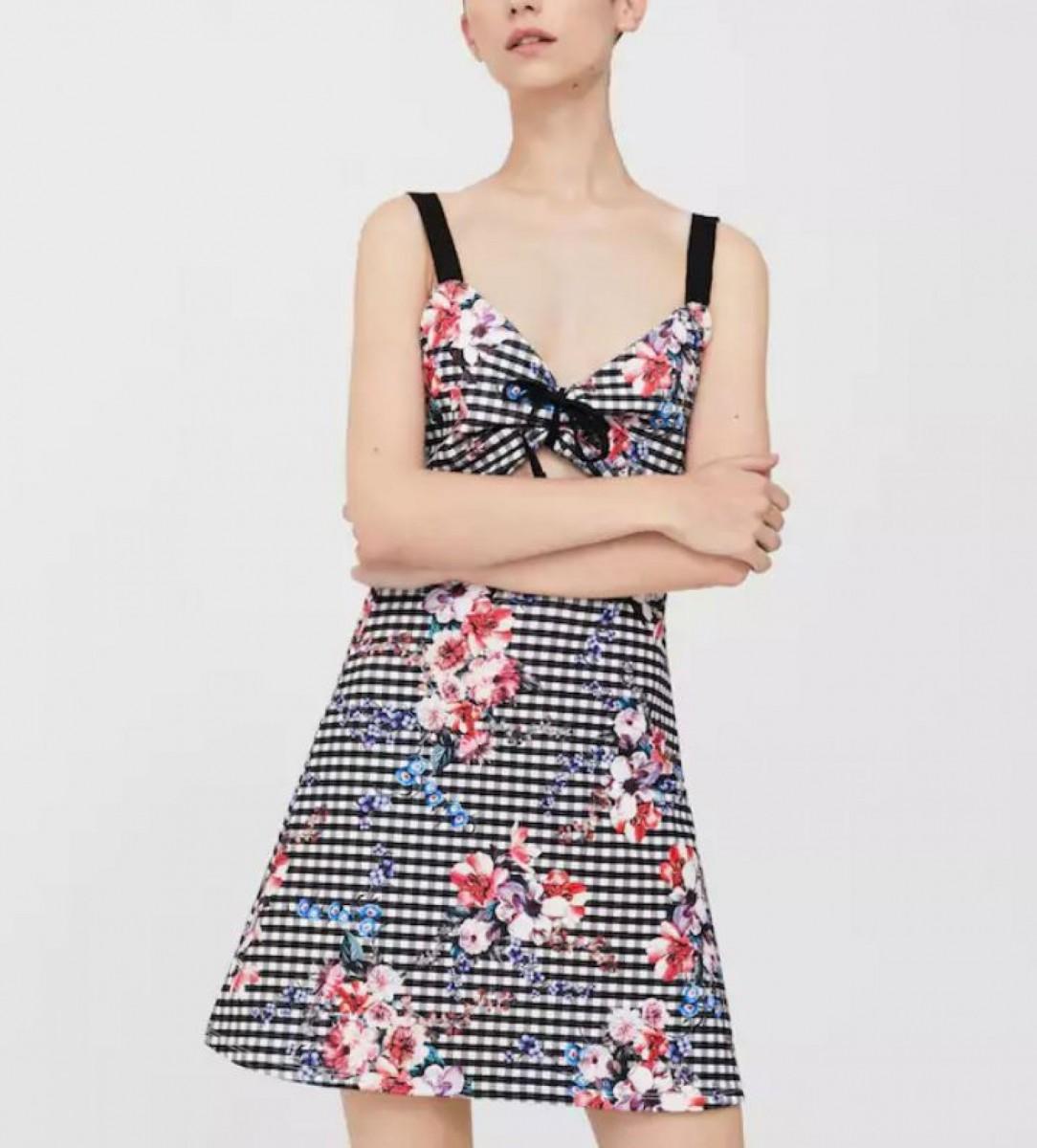 Cravate d'ouverture de robe Mango Outlet à 5 euros (avant 22,99)