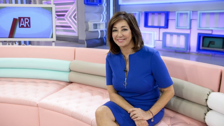 Ana Rosa dans son programme.